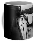 A Walk Along The Thames Coffee Mug