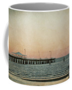 A Walk At Sunset Coffee Mug