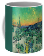 A Walk At Twilight Coffee Mug