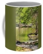 A Walk In City Park Coffee Mug