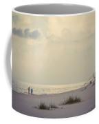 A Walk On The Beach  Coffee Mug