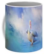 A Walk On Water Coffee Mug