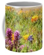 A Walk Though The Poppy Fields Coffee Mug