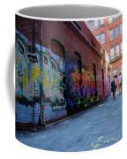 A Walk Through Color Coffee Mug