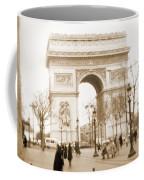 A Walk Through Paris 3 Coffee Mug