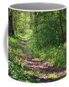 A Walk Through The Bluebells Coffee Mug