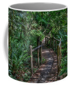A Walk Through The Forest Coffee Mug