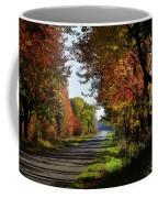 A Warm Fall Day Coffee Mug