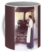 A Watched Pot Coffee Mug