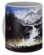 A Waterfall Coffee Mug