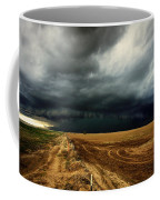 Nature's Watering Of The Crops Coffee Mug