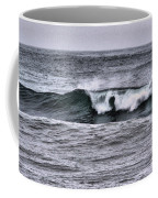 A Wave On The Ocean Coffee Mug