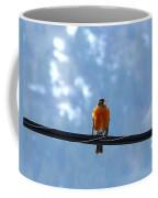 A Welcome Sign Coffee Mug
