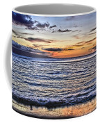 A Western Maui Sunset Coffee Mug