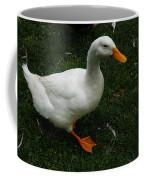 A White Duck Coffee Mug