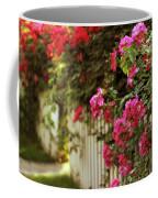 A White Picket Fence Coffee Mug