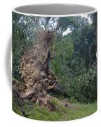 A Wind Shear Microburst Leaves A Trail Coffee Mug by Stephen St. John