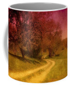 A Winding Road - Bayonet Farm Coffee Mug