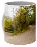 A Winding Road 2  Coffee Mug