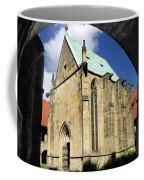 A Window Through Time Coffee Mug