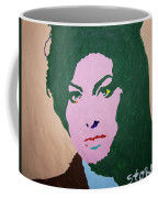 A J Winehouse Coffee Mug