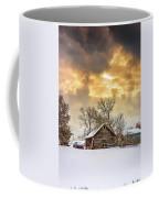 A Winter Eve Coffee Mug