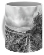 A Winter Track Coffee Mug