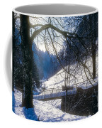 A Winter Walk In The Black Forest Coffee Mug