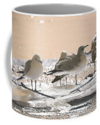 A Winter's Day Passing Bye Coffee Mug