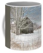 A Winters Day Square Coffee Mug