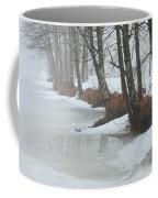 A Winter's Scene Coffee Mug