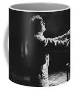 A Woman Sleep Walking Coffee Mug