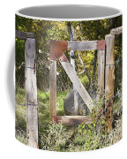 A Woodsy Gate Coffee Mug
