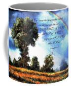 A Word Of Hope Coffee Mug