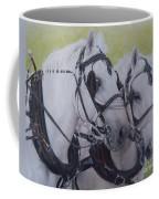 A Working Pair Coffee Mug