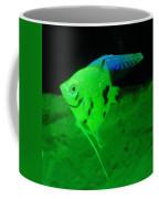 A Yellow Fish  Coffee Mug