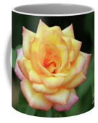 A Yellow Rose Coffee Mug