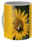 A Yellow Swallowtail Coffee Mug