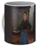 A Zandvoort Fishergirl Coffee Mug
