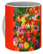 Aa One Day At A Time Coffee Mug