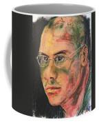 Aaron With Glasses Coffee Mug