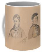 Aase Rasmusdatter Stranden And Anna Troelsdatter Kittelsviken Coffee Mug