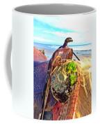 Abalone On Saddle Coffee Mug