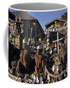 Abalone Shell House Coffee Mug