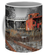 Abandon Caboose Coffee Mug