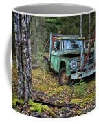 Abandoned Alaskan Logging Truck Coffee Mug