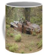 Abandoned Antique Car Coffee Mug