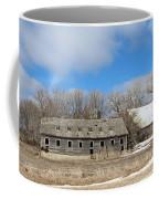 Abandoned Barn And Shed Coffee Mug