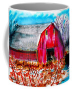 Abandoned Barn Coffee Mug
