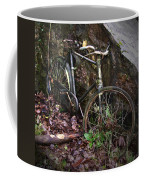 Abandoned Bicycle Coffee Mug